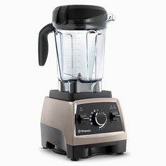 Vitamix Blender Professional Series 750 - **Brushed Stainless (color)**** AVAILABLE AT Crate & Barrel in UTC