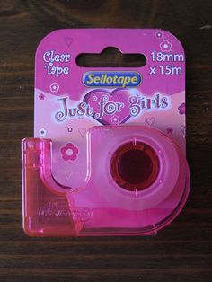 Clear tape just for girls, sexist stereotyping. Gender Issues, Gender Roles, Gender Performativity, Scotch, Gender Inequality, Gender Stereotypes, Pink Bottle, Work Gloves, Patriarchy