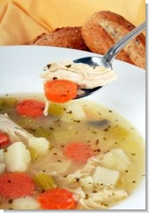 Herbal Chicken   Easy Soup Recipes   Herbal Chicken Soup