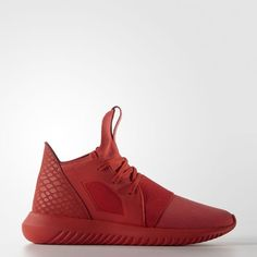 e5d64dde5d45f Tênis Tubular Defiant Feminino - Vermelho Feminino, Vermelho, Adidas  Mulheres, Calçados Adidas,