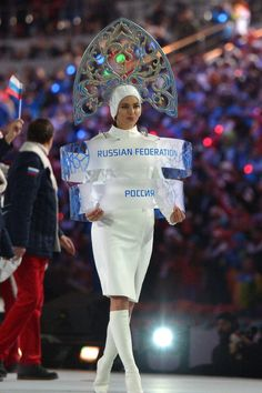 Irina Shayk Sotši olümpial 2014