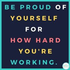 Because I SEE you making progress and you should be proud of that. Keep going, don't give up. Great Job Quotes, Proud Of You Quotes, Good Luck Quotes, Positive Quotes For Work, Team Quotes, Hard Work Quotes, Quotes For Kids, Quotes To Live By, Life Quotes