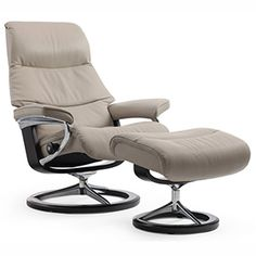Stressless Ekornes newest recliner! So comfortable you have to try one!
