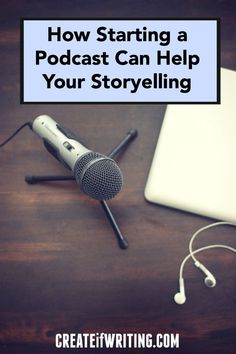 Can a podcast help you build your author platform? Aaron Mahnke from Lore Podcast shares how his podcast relates to his fiction writing.
