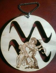 """Zodiac """"Aquarius"""""""