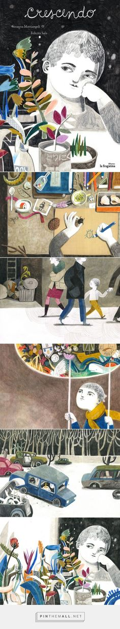 Illustration by Felicita Sala.