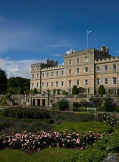 Helicopter Tour of UK Stately Homes