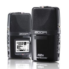 Zoom Corporation has collaborated with Google on an update for the Zoom H2n Handy Recorder that gives content creators a streamlined and easy-to-use solution for recording and outputting spatial au… Studio Equipment, Studio Gear, Carte Sd, Usb Microphone, Voice Recorder, Audio Sound, Le Web, Electronic Music, Cool Things To Buy