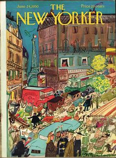 The New Yorker June 24, 1950                                                                                                                                                                                 もっと見る