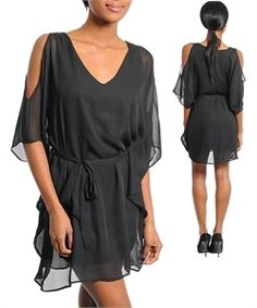 Black Double Lining Dress $24.00 Use TwentyOff Promo code for 20% off.