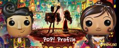 POP! Profile - The Book of Life  - Visit http://popvinyl.net/columns/pop-profiles/the-book-of-life/ for more information - #funko #popvinyl #Funkopop #funkoshop #toy #vinyl #bobblehead