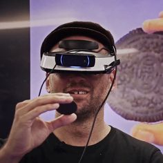 Link About It: How Virtual Reality Can Help With Dieting