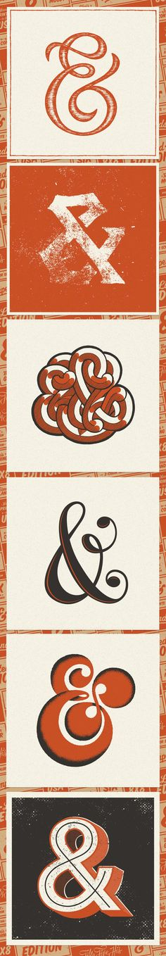 Ampersand Collection 2 | Fifty Five Hi's