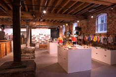 Mini Mioche children's flagship store by Salvage Interiors, Toronto #retail #children
