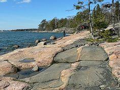 Länsiulapanniemi, Lauttasaari