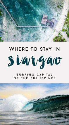 Ease into the Philippines' crazy/wonderful island culture with a trip to the chill island of Siargao. This is the place to surf epic waves, eat amazingly delicious food, and capture Instagrammable spots for days. Get ahead of the crowd and find your perfect little spot with this guide on where to stay in Siargao.