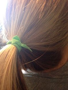 Let's Be Preppy!: Crafternoon: No-Crimp Elastics Day 1