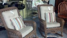 Lots of outdoor furniture