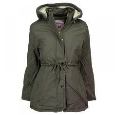 Παρκά κορίτσι 8314 (4-12 ετών) Parka, Raincoat, Jackets, Fashion, Rain Jacket, Down Jackets, Moda, Fashion Styles, Parkas