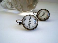HP earrings!