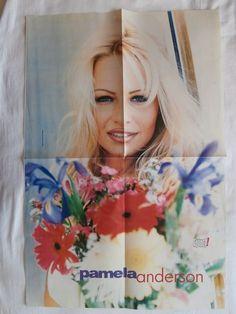 Pamela Anderson David Duchovny Sandra Bullock Big Poster Greek 1970s 1990s | eBay