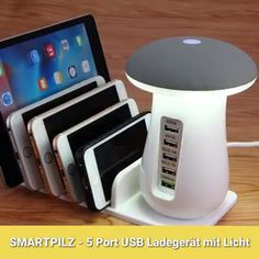 Phone charging table details about charging dock mushroom led night light d Usb, Easy Paper Flowers, Paper Strips, Bath And Beyond Coupon, Led Night Light, Dog Snacks, Diy Videos, Diy And Crafts, Stuffed Mushrooms