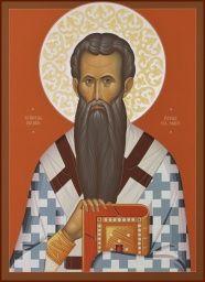 - Sf Ier Vasile cel Mare, 50 X 70 cm, poleire cu platina. Orthodox Icons, Saints, Fresh, Ideas, Catholic Art, Byzantine Icons, Weaving, Thoughts