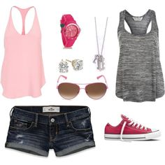 casual, but sporty in a way ;)