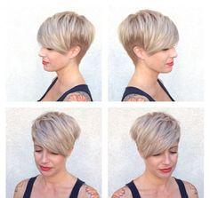 Versuchung PUR! Diese 10 Shortcuts sehen superweiblich aus! - Seite 4 von 10 - Neue Frisur