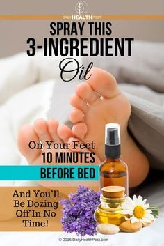 To Help You Sleep Sleepytime Foot Spray - 4 ounces of magnesium oil 10 drops Lavender Essential Oil 10 drops Roman Chamomile Essential oil Essential Oils For Sleep, Essential Oil Uses, Young Living Essential Oils, Foot Spray, Chamomile Essential Oil, Young Living Oils, Doterra Essential Oils, Frankincense Essential Oil, Back To Nature