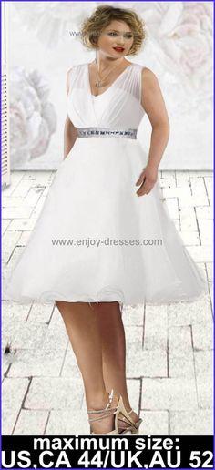 short beach wedding dresses | gothic & beach & plus size wedding ...