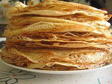 Как испечь тонкие ажурные блины :: пошаговое приготовление блюда, настоящий рецепт, фото :: Кулинарные рецепты :: KakProsto.ru: как просто сделать всё