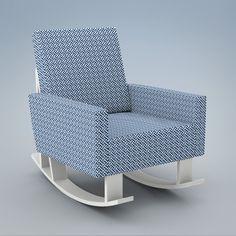 Duc Duc   Product   eddy rocker Modern Childrens Furniture, Modern Luxury, Rocking Chair, Baby Room, Hardwood, Armchair, Room Ideas, Nursery, House Design