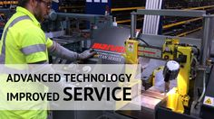 Faster Saws. Faster Service. Advancing our technology to improve your Online Metals experience. #OnlineMetals #MetalSaws
