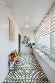Apartment Interior, Apartment Design, Natural Interior, Inside Home, Interior Garden, Balcony Design, Aesthetic Rooms, Cozy House, Interiores Design