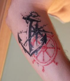 Marine Ingenieur Tattoo