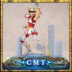 35.00$  Buy now - CMT  Bandai Saint Cloth Myth D.D.PANORAMATION DDP Pegasus Seiya Pegasus Meteor Fist Action figure toys Saint seiya  #buyininternet