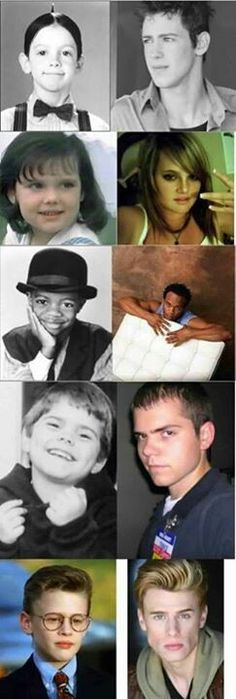 Little rascals all grown up (: