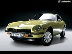 1971 Datsun 240Z. The Classic.