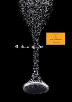 Veuve Clicquot Sparkling Wine Ad