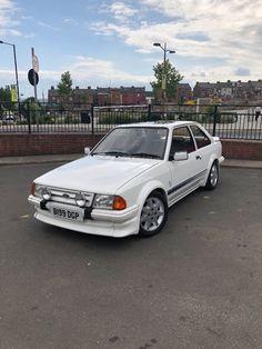 eBay: FORD ESCORT RS TURBO S1 1985 #1980s #cars Modern Classic, Classic Cars, Ford Rs, Ford Escort, Henry Ford, Game Ideas, Car Stuff, Jdm, Motors