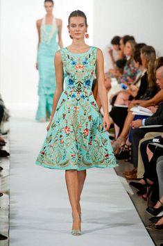 New York Fashion Week Spring 2014 - Best New York 2014 Runway Fashion - Harper's BAZAAR