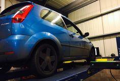 Ford Fiesta wheel alignment correction Wheel Alignment, Edinburgh, Centre, Ford