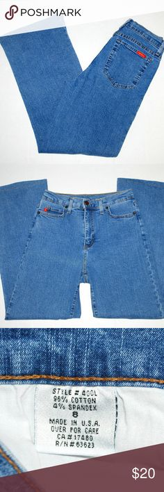 NYDJ Not Your Daughters jeans size 8 straight leg NYDJ Not Your Daughters jeans size 8 straight leg Excellent clean condition No signs of wear of flaws smoke free home NYDJ Jeans Straight Leg