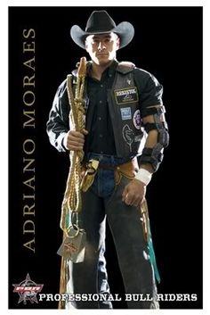 #PBR #CharlotteNC #Kaique #Pacheco #bullriding   ~RODEO ... Professional Bull Riders Adriano Moraes