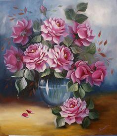 cristal rosas cor de rosas