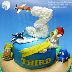 1000 Images About Cakes On Pinterest Planes Fire