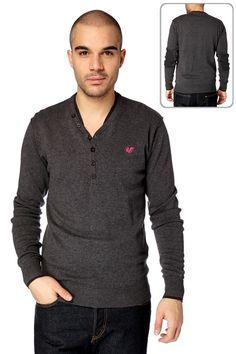 Venda Sportswear / 29210 / RG512 / Homem / Camisola Antracite