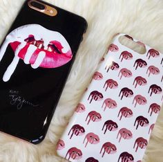 kylie pop up shop phone cases