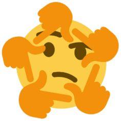 Image result for thinking emoji